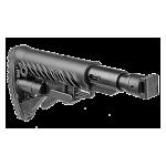 Приклад для ВПО-205 Вепрь 12 складной (вместо складных) телескопический, FAB Defense GL-SHOCK M4 VEPR