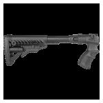 Приклад для Remington 870, телескопический, рукоятка, складной, пластик, FAB Defense AGRF 870 FK