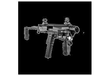 Мушка передняя, крепление на Weaver/Picatinny, пластик, FAB Defense FBS