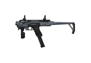 Комплект для модернизации Glock кал. 9х19 мм приклад складной, Fab Defense KPOS Scout Advanced