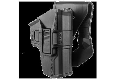 Кобура для Glock кал. 9х19 мм Fab Defense SCORPUS MX G-9SR с защелкой, поворотная