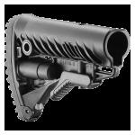 Задник телескопического приклада, пластик, FAB Defense, FD-GLR 16