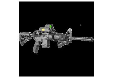 Магазин 5,56x45 мм (.223REM) на 10 патронов для M16, M4 и AR15, пластик, FAB Defense ULTIMAG 10R