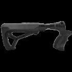 Приклад телескопический с амортизатором AGM 500 FK SB FAB Defense