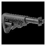 Приклад для ВПО-205 Вепрь 12 складной (вместо складных) телескопический, FAB Defense M4-VEPR FK