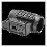 Крепление для фонаря и ЛЦУ, на Weaver/Picatinny, диаметр 19, 25,4 и 28.5 мм FAB Defense, PLG