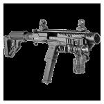 Комплект для модернизации Glock кал. 9х19 мм приклад складной, щека, Fab Defense KPOS G2D