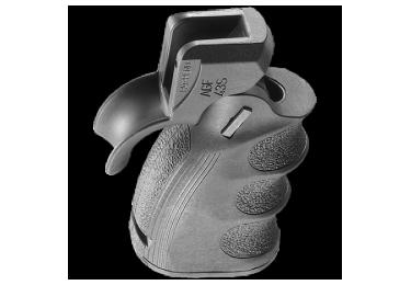 Рукоятка пистолетная FAB Defense на M16, M4 или AR15, пластик, складная, AGF-43S