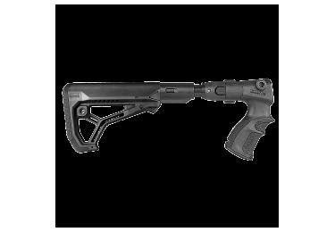 Приклад телескопический складной с амортизатором AGRF 870 FK SB FAB Defense