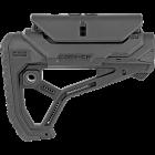 Задник телескопического приклада, щека, пластик, FAB Defense, GL-CORE CP
