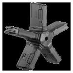 Крепление в комплекте с 5 магазинами Ultimag 10R FAB Defense
