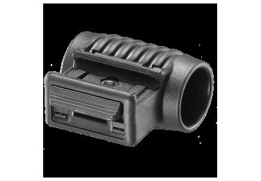 Крепление для фонаря или ЛЦУ на Weaver 25,4 мм FAB Defense PLS, пластик