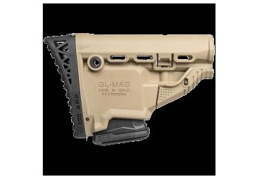 Затыльник амортизирующий для прикладов GL-SHOCK, GL-MAG, GK-MAG, FAB Defense, SRP