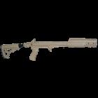 Ложе складное, телескопическое с амортизатором отдачи для СКС Fab Defense M4SKSSBT