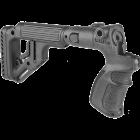 Приклад для Mossberg 500, рукоятка, пластик, встроена щека, складной, FAB Defense UAS-500