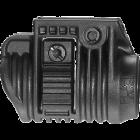 Крепление для фонаря и ЛЦУ, на Weaver/Picatinny, диаметр 19, 25,4 и 28.5 мм FAB Defense, PLA 1