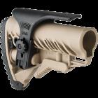 Щека FAB Defense для приклада GLR-16, пластик, регулируемая, FD-GCP