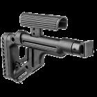 Приклад для АК, Сайга вместо складных, встроена щека, FAB Defense UAS-SAIGA