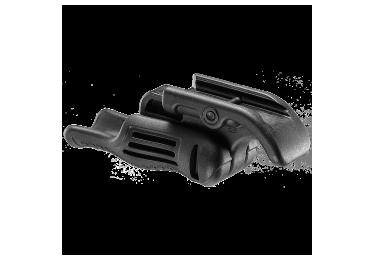 Рукоятка передняя на Weaver/Picatinny, складная, пластик, FAB Defense, FD-FGG-S