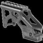 Кронштейн вивер/пикатини для Glock Fab Defense GIS(черный)