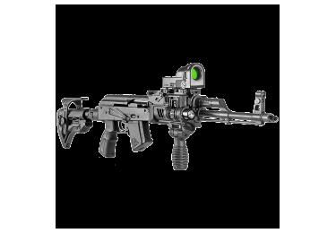 Магазин 7,62x39 мм (.30, .366 ТКМ) на 10 патронов для АК, АКМ, Вепря или Сайги, пластик, FAB Defense ULTIMAG AK 10R