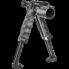 Рукоятка передняя на Weaver/Picatinny, сошки, с держателем фонаря 25.4 мм, регулируемая, складная, быстросъемная, пластик/алюминий, FAB Defense, T-POD G2 FA