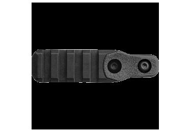 Планка Пикатинни на M-LOK цевья Vanguard FAB Defense 4 слота