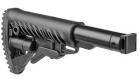 Приклад для АКМ складной (вместо складных), телескопический, FAB Defense GL-SHOCK-M4-AK