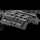 Накладка на цевье с 2 планками Picatinny для установки ЛЦУ, фонарей для M16/M4/AR15 FAB Defense DPR 16/4, полимер