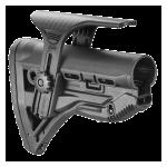 Задник телескопического приклада, щека, пластик, FAB Defense, FD-GL-SHOCK CP