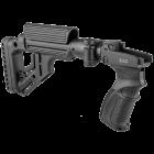 Приклад для Тигр, СВД складной (вместо нескладных), встроена щека, FAB Defense UAS-SVD