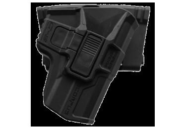 Кобура для Glock кал. 9х19 мм Fab Defense SCORPUS M24 Belt G-9R на ремень, с защелкой