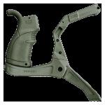 Рукоятка пистолетная с опорой для M-4, M-16, AR-15 FAB Defense AR-Podium