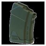Магазин 7,62x39 мм (.30, .366 ТКМ) на 10 патронов для АК, Сайги и Вепрь 133,136 Fab Defence Ultimag AK 10R (цвет оливково-зеленый)