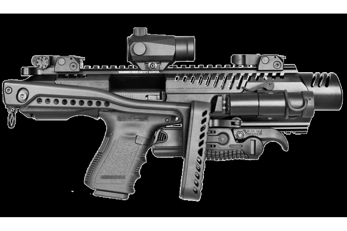 Весь тюнинг для пистолета Глок