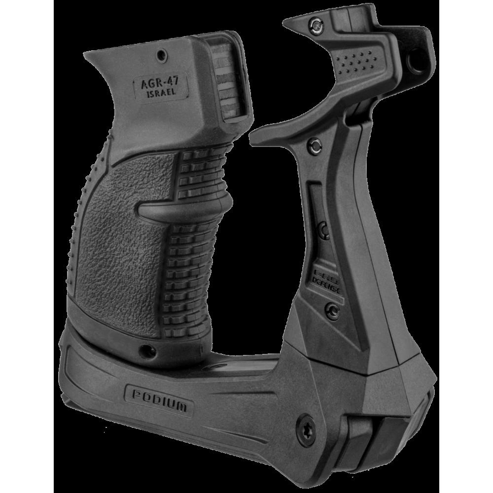 подставка для пистолетной рукоятки