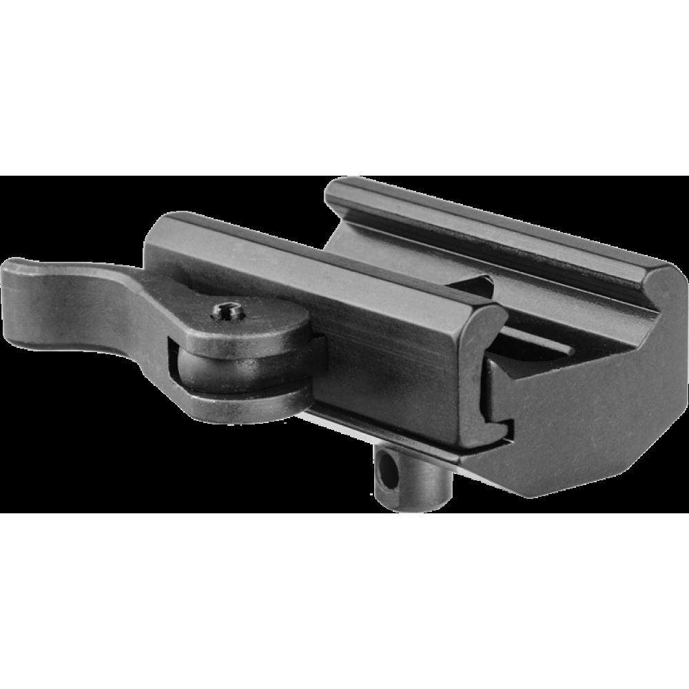 быстросьемный адаптер для сошек на вивер